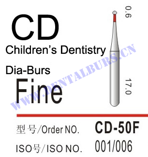 FG Diamond Burs (CD Series)