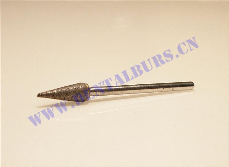 Galvanized HP Diamond Burs (165.035)