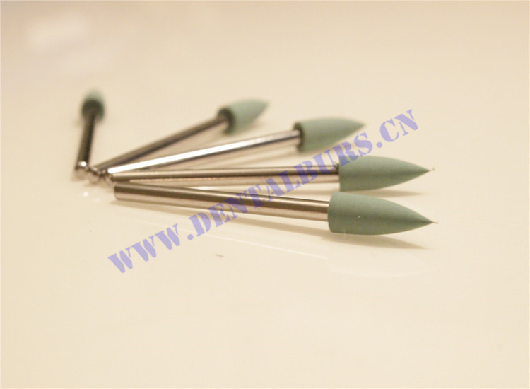 Rubber Polishers for Dental Laboratory (H7636)