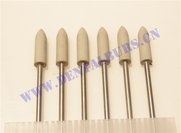 Rubber Polishers for Dental Laboratory (H6604)