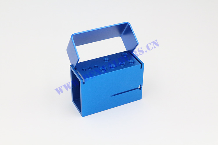 Files Box with 9 Holes